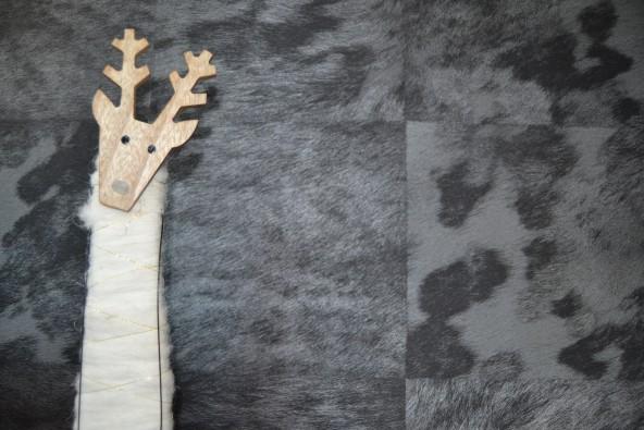 Papier Peint Effet Peau De Vache | Arts En Couleurs